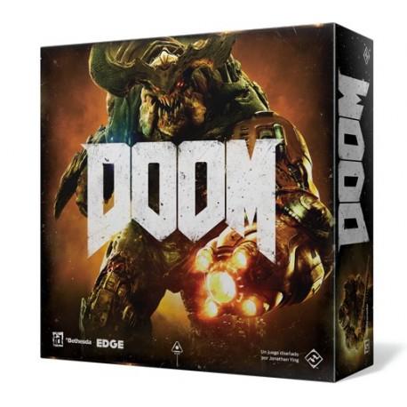 Doom: El juego de tablero (Spanish)