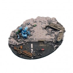 Urban War Bases - Ellipse 120mm (1)