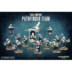 T'au Empire Pathfinder Team