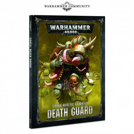 Codex: Death Guard (Spanish)