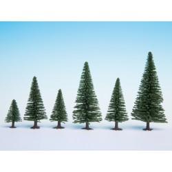 Model Fir Trees (10)