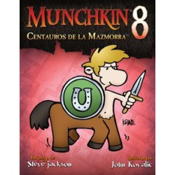 Munchkin 8: Centauros de La Mazmorra (Spanish)