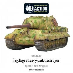 Jagdtiger heavy tank destroyer