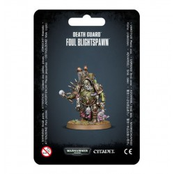 Death Guard Foul Blightspawn (1)