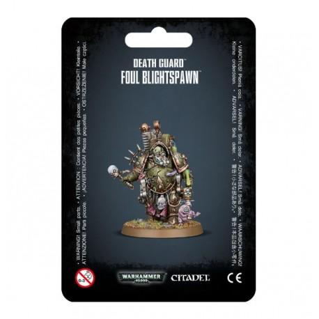 Death Guard Foul Blightspawn (1)