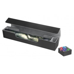 Flip and Tray Mat Case XenoSkin Black