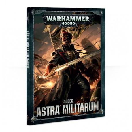 Codex: Astra Militarum (Spanish)