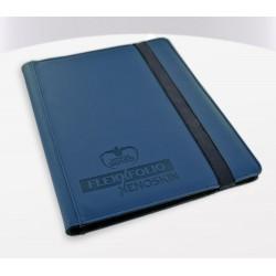 FlexXfolio XenoSkin 9-Pocket Sleeves Blue