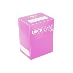 Deck Case 80+ Caja de Cartas Tamaño Estándar Fucsia