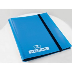 9-Pocket FlexXfolio Carpeta para Cartas  Azul