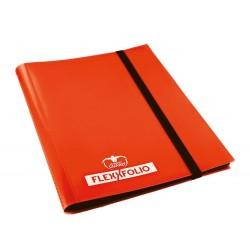 9-Pocket FlexXfolio Carpeta para Cartas Naranja