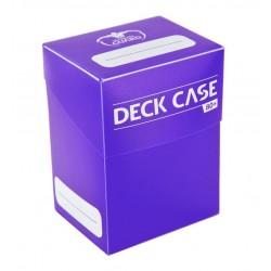 Deck Case 80+ Caja de Cartas Tamaño Estándar Violeta
