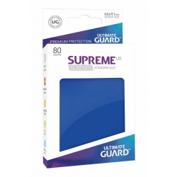 Supreme Ux Sleeves Standard Blue (80)