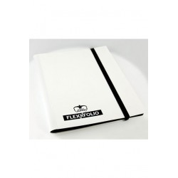 9-Pocket FlexXfolio Carpeta para Cartas Blanco