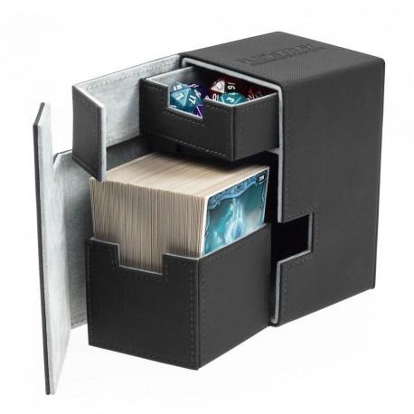Flip'n'Tray Deck Case 100+ Standard XenoSkin Black
