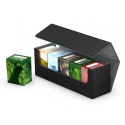 Arkhive 400+ Caja de Cartas Tamaño Estándar XenoSkin Negro