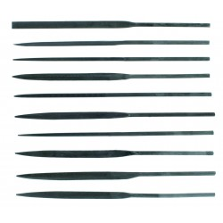 Set of 10 Needle Files