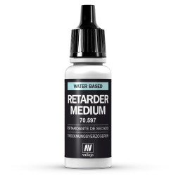 Medium Retardante 17ml