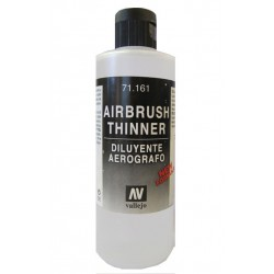 Diluyente Aerógrafo Thinner 200ml
