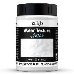 Agua Transparente (Incoloro) 200ml