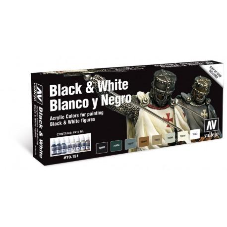Blancos y Negros