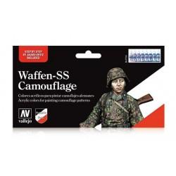 Waffen SS Camouflage Set