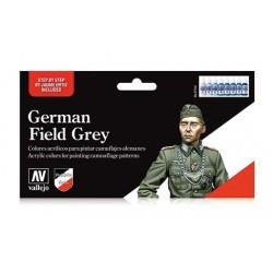 German Field Grey Uniforms WWII Set