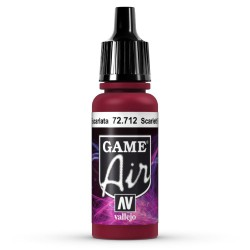 Scar Red - 17ml