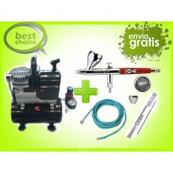 Airbrush Advanced Kit (Infinity airbrush)