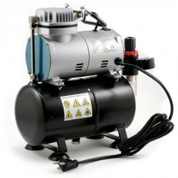 Compresor Para Aerografía con Calderín F160