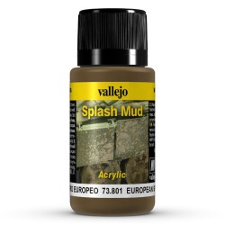 Barro Europeo European Splash Mud 40ml