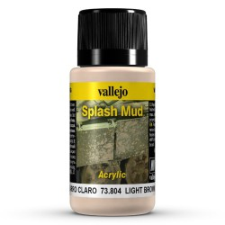 Light Brown Splash Mud 40ml