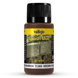Barro Marrón Brown Splash Mud 40ml