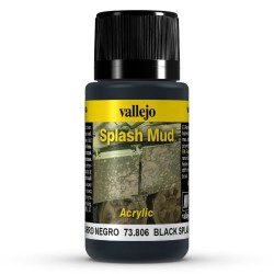 Barro Negro Black Splash Mud 40ml