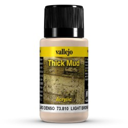 Light Brown Thick Mud 40ml