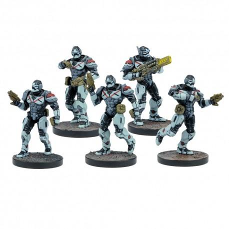 Enforcer Breach & Eradicate Team