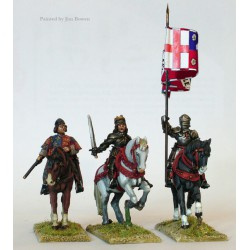 Yorkist mounted high command