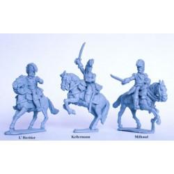 Heavy Cavalry Generals