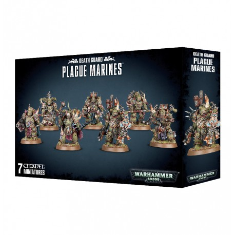 Death Guard Plague Marines (7)