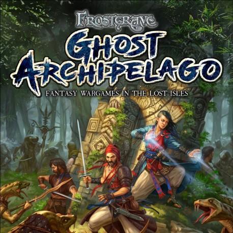 Frostgrave: Ghost Archipelago (Inglés)