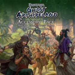 Frostgrave: Ghost Archipelago - Accessory Pack