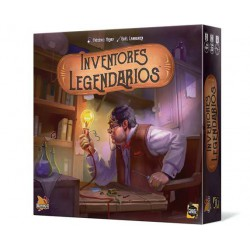 Inventores Legendarios (Spanish)