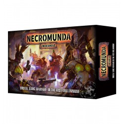 Necromunda: Underhive (Castellano/Inglés)