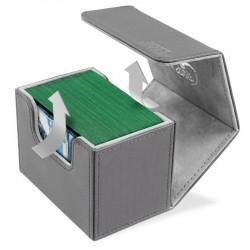 SideWinder 100+ Caja de Cartas Tamaño Estándar XenoSkin Gris