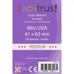 Fundas USA Mini Premium - 41x63mm (50)