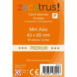 Fundas Asia Mini Chimera Premium - 43x65mm (50)
