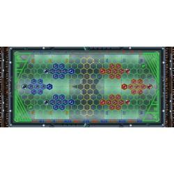 Futuristic Football Mat 2
