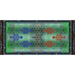 Futuristic Football Mat 2