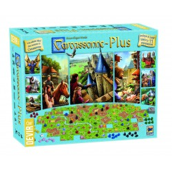 Carcassonne - Plus 2017