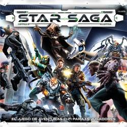 Star Saga: El Contrato de Eiras (Spanish)